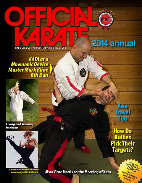 Official Karate Magazine Fall 2013 Issue